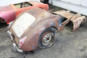 1960 MG MGA Rear Clip Photo