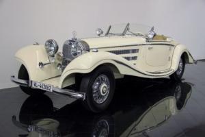 1935 Mercedes-Benz 500-Series 500K Photo