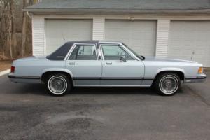 1989 Mercury Grand Marquis LS