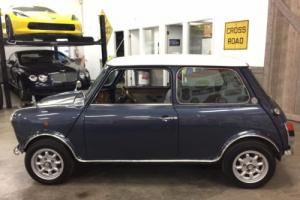 1989 Mini Cooper S Mini Cooper Photo