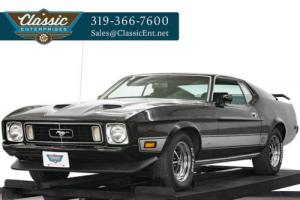 1973 Ford Mustang Sport Roof Mach 1 Trim