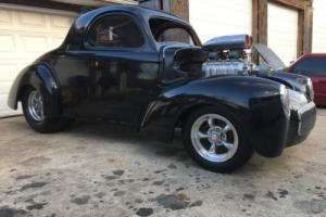 1941 Willys Coupe Custom coupe