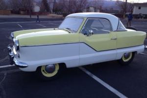1957 Nash Metropolitan 1500