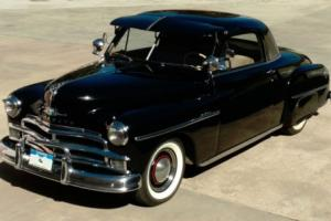 1950 Plymouth Deluxe Photo