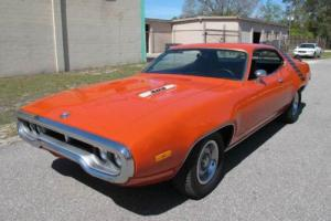 1972 Plymouth Road Runner --