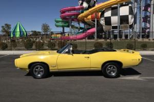 1968 Pontiac GTO BIG BLOCK RAM AIR  GTO GOAT AMERICAN ICON