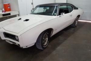 1969 Pontiac GTO Photo