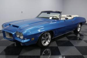 1972 Pontiac GTO Pro-Touring Convertible Photo