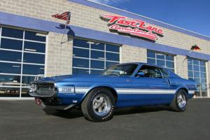 1969 Shelby GT500 Factory Air Conditioning