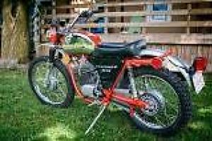 1974 Other Makes Zundapp GS125