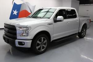 2015 Ford F-150 LARIAT SPORT CREW 5.0L SUNROOF NAV Photo