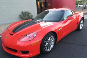 2011 Chevrolet Corvette Z16 Grand Sport Callaway SC606 Photo