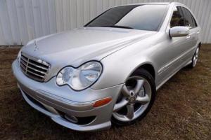 2006 Mercedes-Benz C-Class C230 Sport 76k CARFAX Guarantee