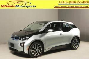 2014 BMW i3 2014 TERA WORLD 100% ELECTRIC NAV LEATHER WARRANTY