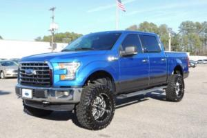 "2015 Ford F-150 4WD SuperCrew 145"" XLT Photo"