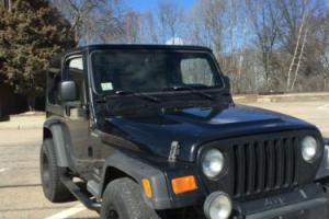 2005 Jeep Wrangler TJ Photo