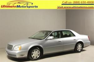 """2005 Cadillac DeVille 2005 LEATHER HEAT/COOL SEATS PWR SEATS 16""""ALLOYS"""