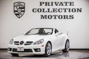 2011 Mercedes-Benz SLK-Class SLK350 Photo