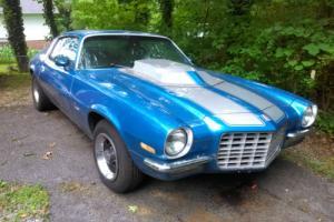 1972 Chevrolet Camaro Standard