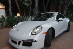 2015 Porsche 911  991 - 911 CARRERA GTS COUPE PDK