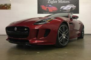 2016 Jaguar F-Type R V8 Coupe Pano Roof