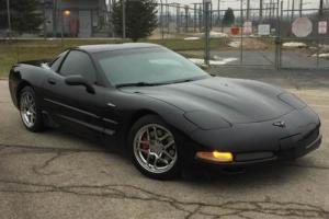 2001 Chevrolet Corvette Z06 2dr Coupe