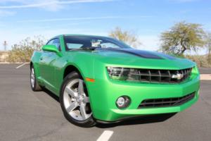 2010 Chevrolet Camaro 2dr Coupe 1LT