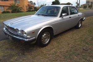 Jaguar Daimler V12 Sovereign Jag 1982