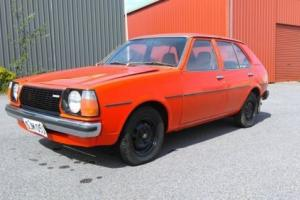 Mazda 323 bug eye 1979 rwd vintage Classic  good runner clean