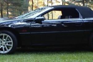 2001 Chevrolet Camaro SS Photo
