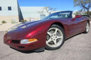 2003 Chevrolet Corvette Convertible 50th Anniversary Photo