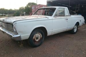 Valiant 1967 Vc Auto Ute