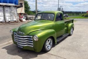 1948 chev pickup hotrod custom truck