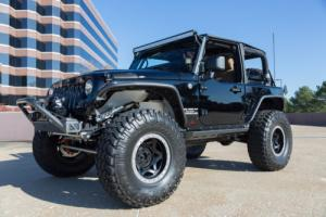 2011 Jeep Rubicon Custom