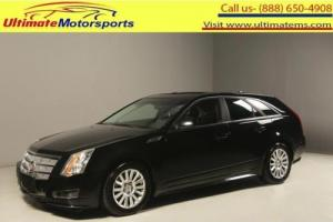 "2010 Cadillac CTS 2010 WAGON AWD PANO LEATHER PWR SEAT BOSE 17""ALLOY"