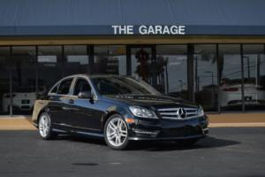 2013 Mercedes-Benz C-Class 4dr Sedan C250 Sport RWD