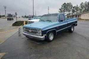 1983 Chevrolet C/K Pickup 1500