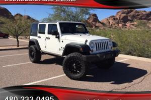 2007 Jeep Wrangler Unlimited X, Lifted, Clean,