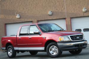 2001 Ford F-150 1-OWNER, ONLY 62K! SUPER CLEAN, MUST SEE
