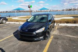 2016 Ford Focus SE Sport