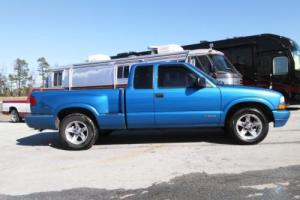 2000 Chevrolet S-10 Step side