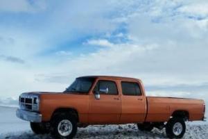 1991 Dodge Other Pickups