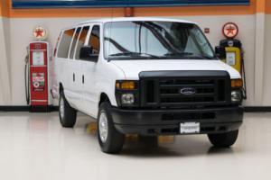 2011 Ford E-Series Wagon XL PROPANE CONVERSION Photo