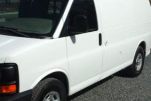 2007 Chevrolet Express 1/2 ton chassis