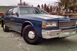 1989 Chevrolet Caprice 9C1