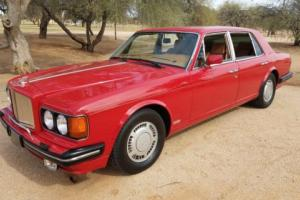 "1990 Bentley Turbo R 1990 BENTLEY TURBO ""R"" 38K ORIG MILES, CARFAX"