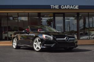 2013 Mercedes-Benz SL-Class 2dr Roadster SL550