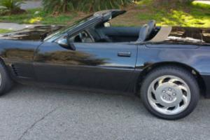 1995 Chevrolet Corvette Covertible