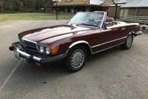1984 Mercedes-Benz 300-Series SL