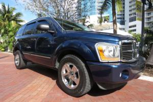 2005 Dodge Durango 4dr 4WD Limited